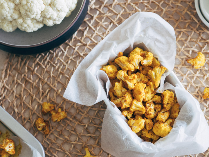 วิธีทำ 'ป๊อปคอร์นดอกกะหล่ำ' ขนมสายเฮลท์ตี้ที่ดีต่อสุขภาพจากวัตถุดิบก้นครัวและเตาติ๊ง