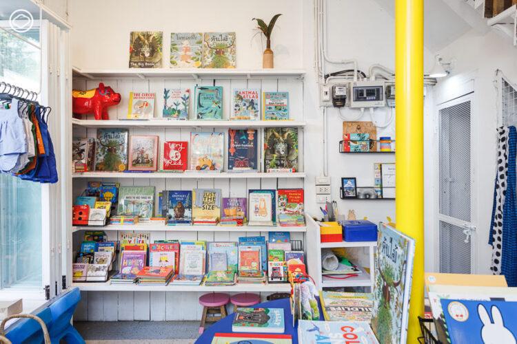 Chiang Mai Children Book Box อุดหนุนร้านหนังสือเด็ก ด้วยการสั่งหนังสือ Custom Made ให้ลูก