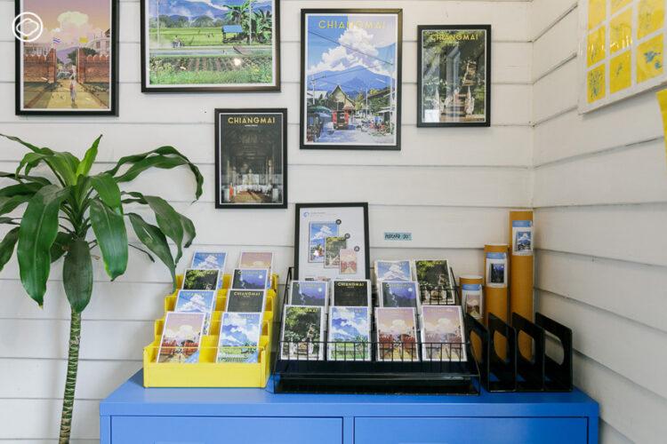 สนับสนุนการอ่านและร้านหนังสือเด็กในเชียงใหม่ ด้วยการสั่งซื้อกระเป๋าหนังสือเด็กๆ ที่มีเพียง 50 ชุดเท่านั้น