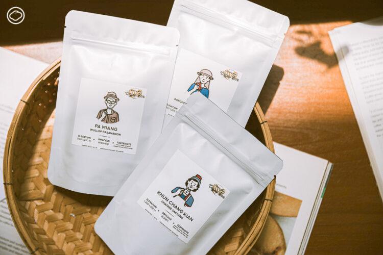 อุดหนุนกาแฟจาก 3 เกษตรกรผู้ปลูกกาแฟในเชียงใหม่ที่มีดีกรีแชมป์ประกวด ด้วยการสั่งซื้อ Coffee Set ที่มีเพียง 250 ชุดเท่านั้น