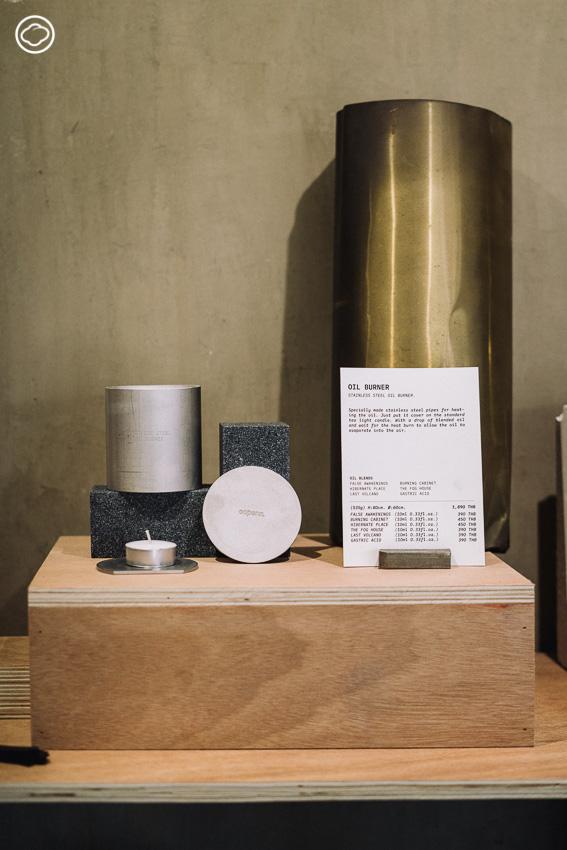 Copenn. ร้าน Design Concept Store ที่เริ่มจากขายเครื่องหอมและอยากฟื้นเจริญกรุงด้วย 'ดีไซน์'
