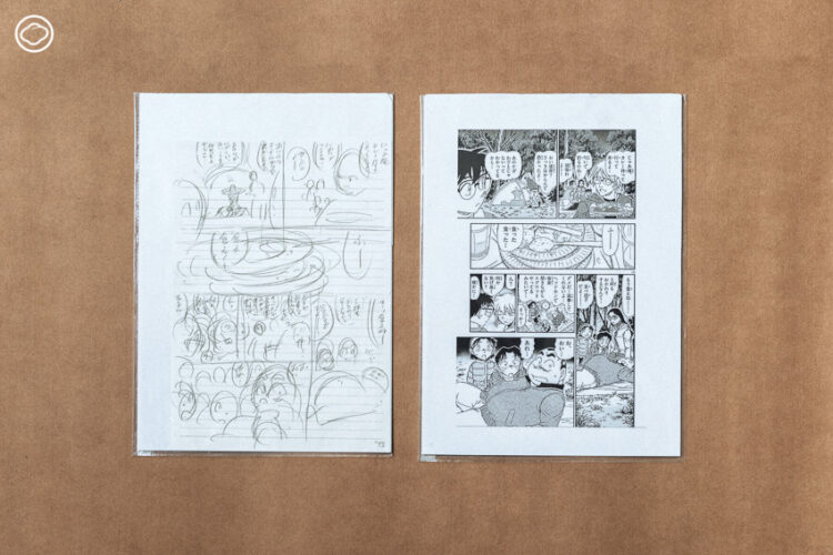 เปิดห้องสอบสวน เทป พิมพ์ชนก แฟนพันธุ์แท้โคนันที่สะสมตั้งแต่หนังสือ ตุ๊กตากาชาปอง จนถึงภาพร่างต้นฉบับฝีมือ อ.โกโช