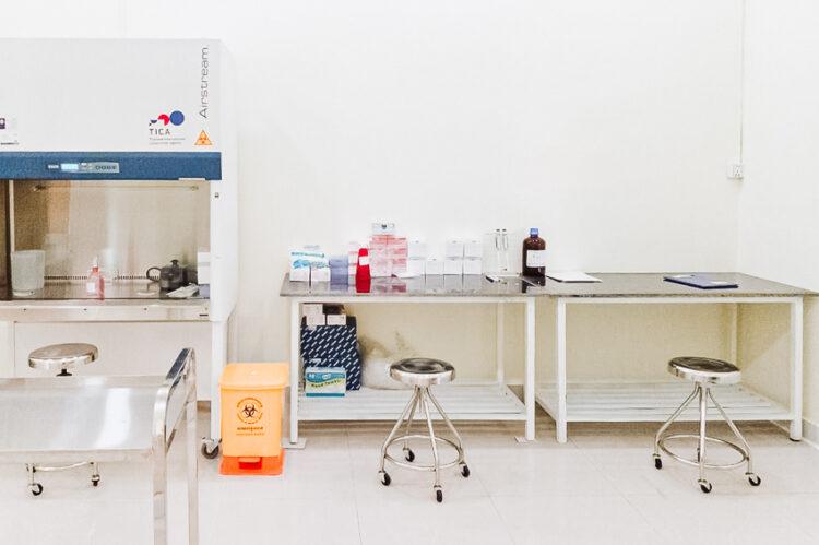คุยกับพยาบาลชาวกัมพูชาที่ร่วมมือกับไทย ดูแลจังหวัดบันเตียเมียนเจยให้พร้อมรับมือโรคติดต่อและโควิด-19