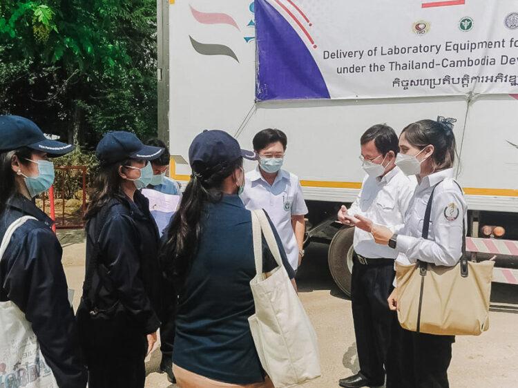 คุยกับเชง ทาวี พยาบาลชาวกัมพูชาที่ร่วมมือกับไทย ดูแลจังหวัดบันเตียเมียนเจยให้พร้อมรับมือโรคติดต่อและโควิด-19