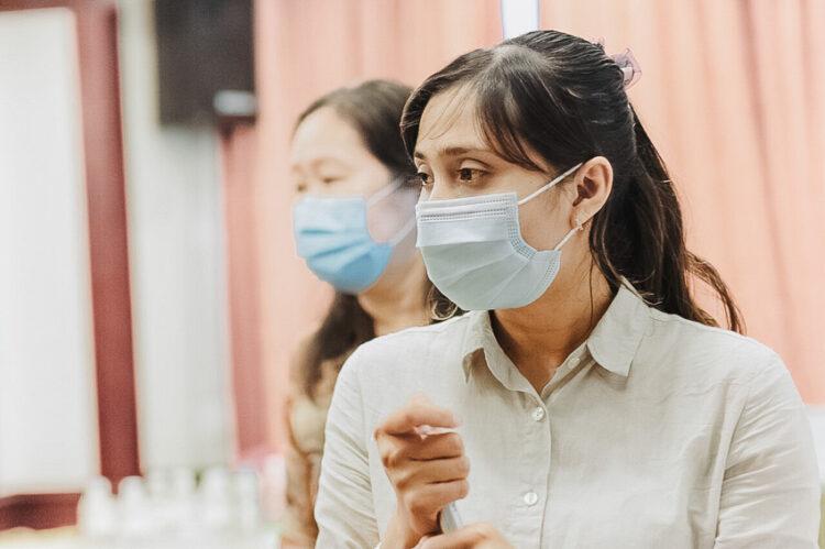 เชง ทาวี พยาบาลชาวกัมพูชารุ่นใหม่ ผู้พัฒนาสาธารณสุขชายแดนให้พร้อมรับมือโรคติดต่อ
