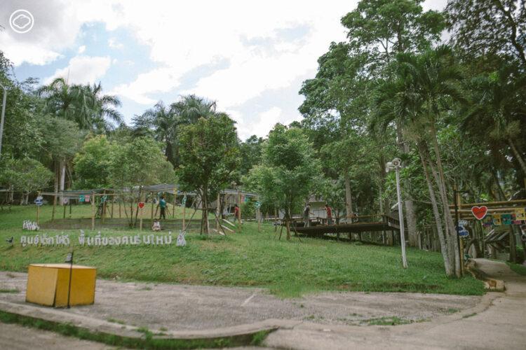 ศูนย์เด็กใฝ่ดี พื้นที่สาธารณะบนดอย ให้เยาวชน 29 หมู่บ้านเล่นสนุกและค้นหาอาชีพในฝัน