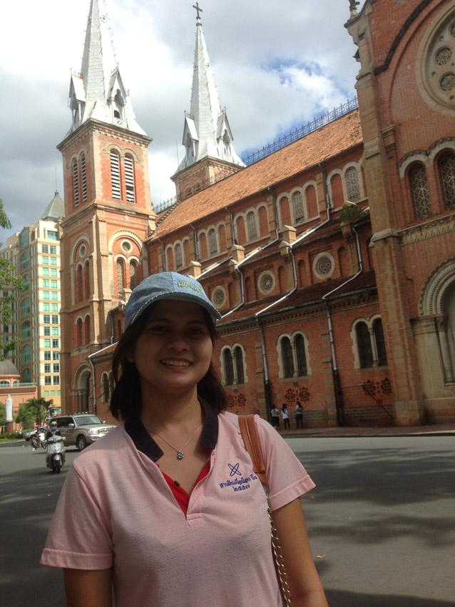 ประสบการณ์อาสาสมัครสอนภาษาไทยในเวียดนาม 1 ปีที่คุณก็ไปได้