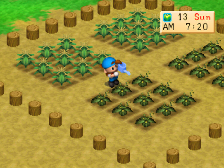 ย้อนเวลาไปดูสถาปัตยกรรมในเกม Harvest Moon : Back to Nature พื้นที่เสมือนจริงที่บอกเล่าประสบการณ์ในชีวิตของผู้เล่น
