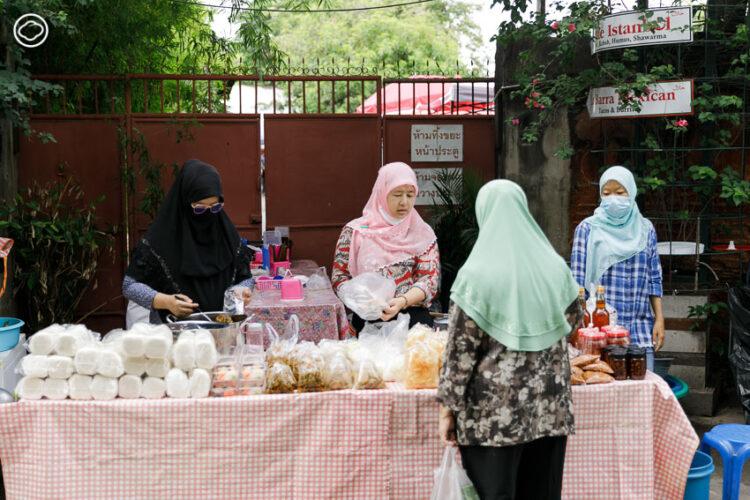 กาดบ้านฮ่อ ตลาดเช้ามุสลิมจีนยูนนานแห่งเดียวของเชียงใหม่ อาหารและวัตถุดิบสนุกเพียบ