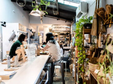 LESS:PLASTIC:UNCLE ร้านชำและคอมมูนิตี้ย่านธนบุรีที่อยากให้คนเมืองกิน-ใช้อย่างพอดีและยั่งยืน
