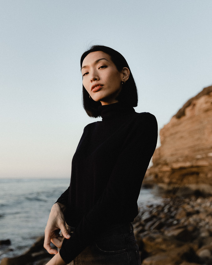 กิฟท์ ปิยวรรณ นางแบบไทยแท้ในสหรัฐฯ ที่รับบทตัวเอกในโฆษณาล่าสุดของ Alexander Wang