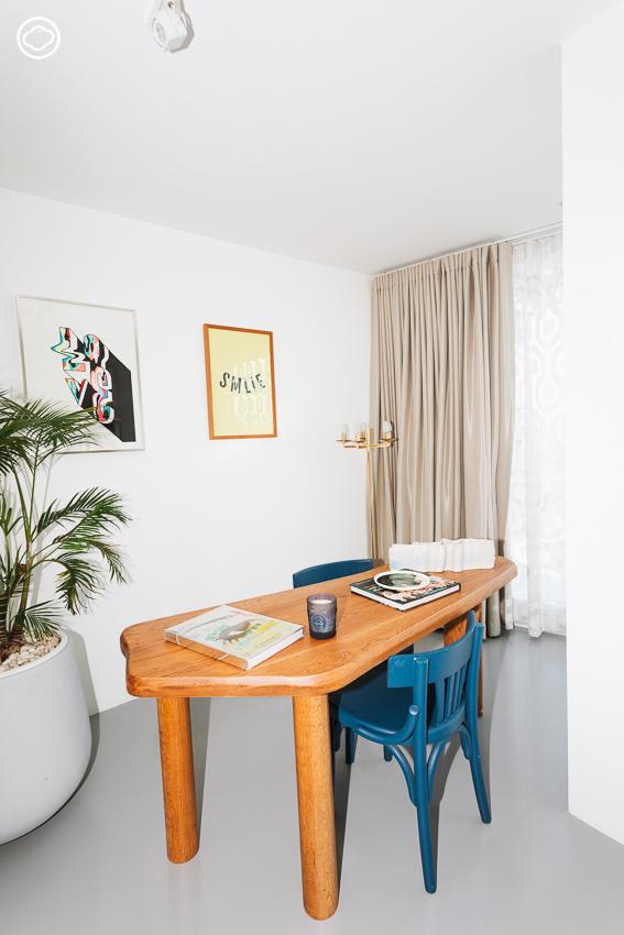 นั่งตากลมชมอาทิตย์ตกริมแม่น้ำนครชัยศรี คุยเรื่องแต่งบ้านแบบที่อยากอยู่กับช่างภาพแฟชั่น ที่ทำสตูดิโอให้เป็นบ้าน