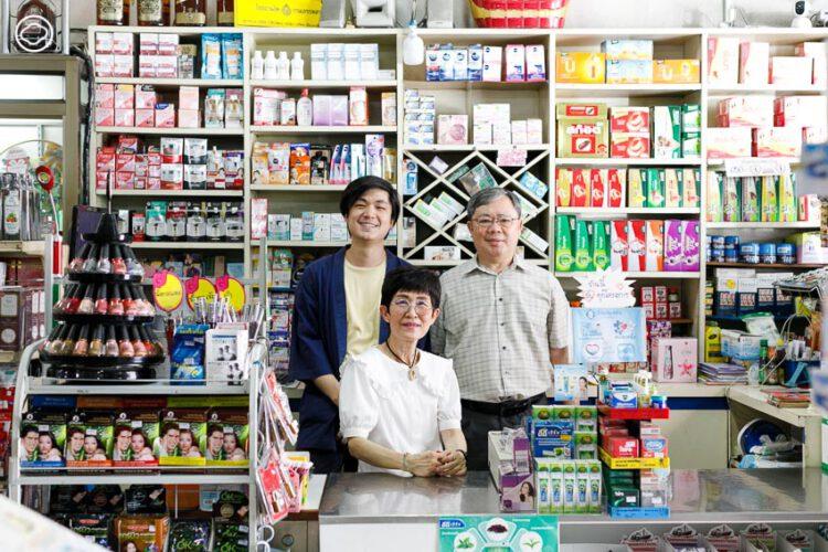 ซูเปอร์สโตร์ที่รักของคน ต.อุโมงค์ ลำพูน ร้านที่เอาใจใส่ลูกค้าที่หนึ่ง แนะนำสินค้าอย่างจริงใจ และไม่ขายของซ้ำกับร้านอื่นๆ ในชุมชน