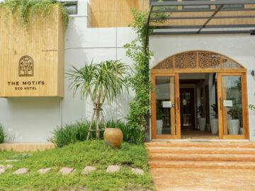 The Motifs Eco Hotel โรงแรมที่หายใจร่วมกับธรรมชาติและเป็นหนึ่งเดียวกับชุมชนจันทบุรี