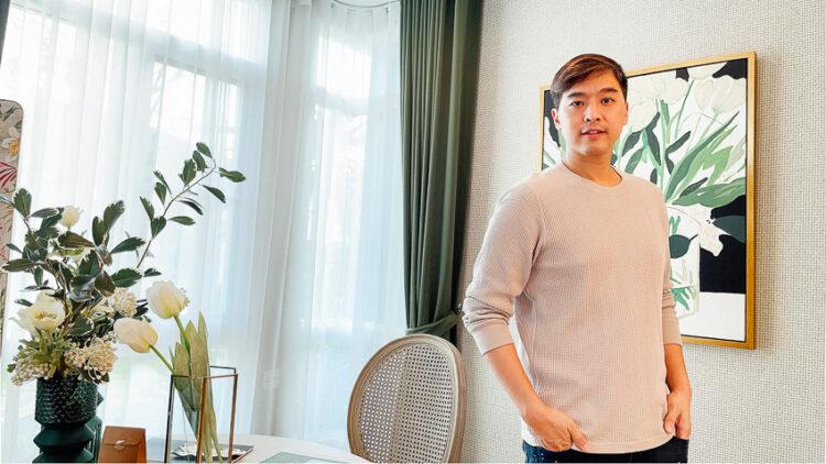 ชิน-ชินสุวีร์ เจตน์จำรัส Chief Creative Officer ผู้ก่อตั้ง และหัวเรือใหญ่ของ 'ALIVE UNITED'