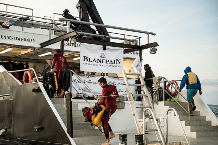เส้นทาง 286 ปีของ Blancpain นาฬิกาสัญชาติสวิตฯ ที่มองไกลมากกว่าบอกเวลา แต่อยากรักษาและรับผิดชอบต่อมหาสมุทร
