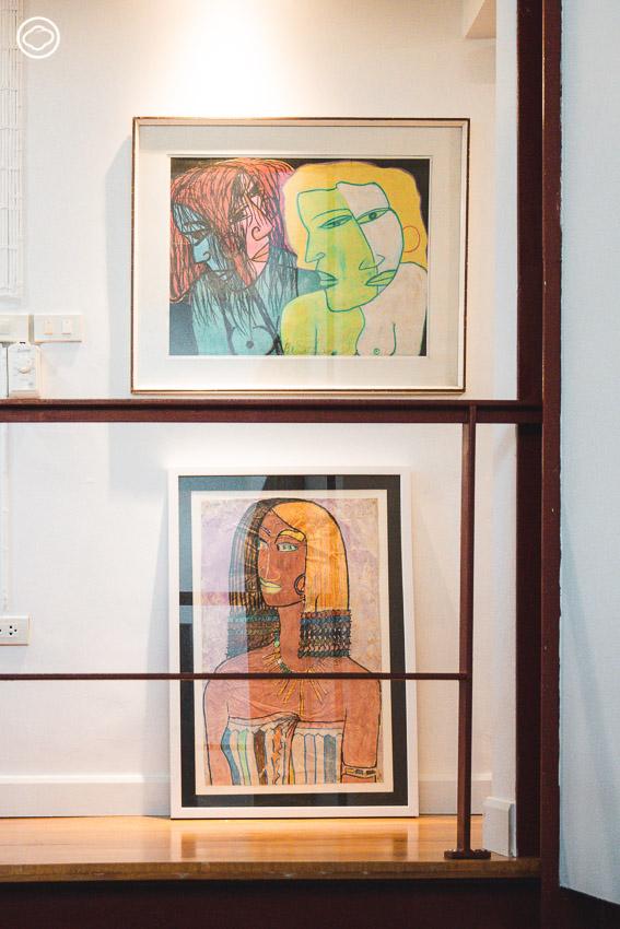 ทำความรู้จัก 'Charles Sekano' ศิลปินแนว Cubism แห่งแอฟริกาใต้ ผู้หนีการปกครองแบบแบ่งแยกชนชั้นสีผิว สู่อิสรภาพ ความเท่าเทียม และศิลปะ
