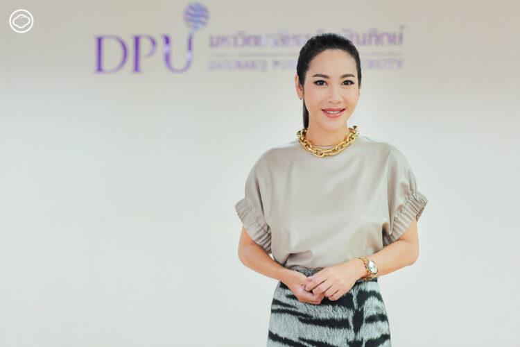 ทายาทรุ่นสามและอธิการบดีมหาวิทยาลัยธุรกิจบัณฑิตย์ กับแนวคิดบริหารสถาบันอุดมศึกษา และแนวโน้มการศึกษาไทยในอนาคต