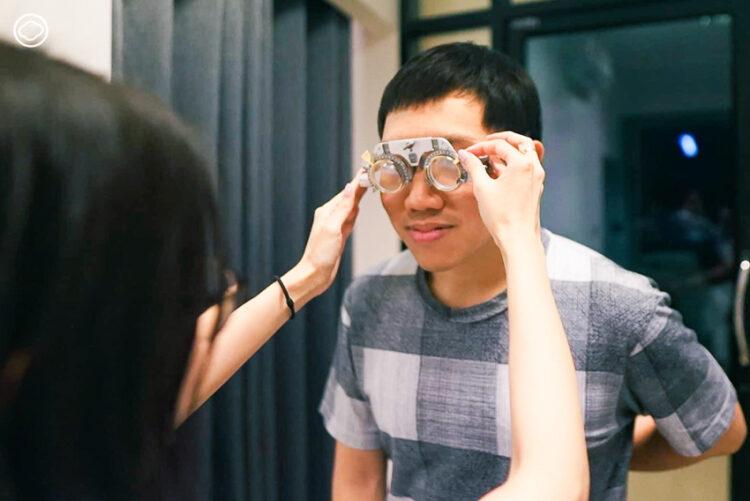 ร้านแว่นหนึ่งเดียวที่พร้อมให้บริการ 24 ชม. และรับเพียงวัน 5 คิว โดยทายาทร้านแว่นตาที่เรียนจบด้านทัศนมาตรศาสตร์มาโดยตรง