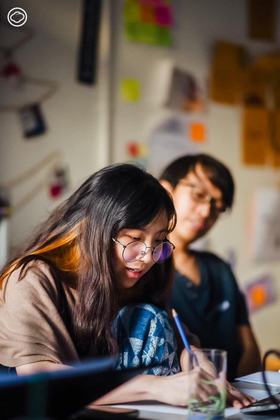 insKru พื้นที่แบ่งปันไอเดียการสอนคุณครูทั่วไทย ที่หวังให้นักเรียนไทยมีความสุข