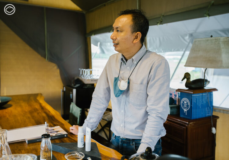 Khramer สกินแคร์ฝีมือคนไทยจากรากคราม สกลนคร ที่ตั้งใจช่วยโลกและชุมชนในทุกกระบวนการผลิต