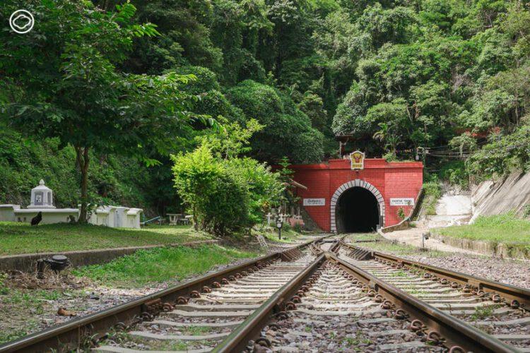 ถ้ำขุนตาน, อุโมงค์รถไฟกลางไพรที่เคยยาวสุดในแดนสยาม