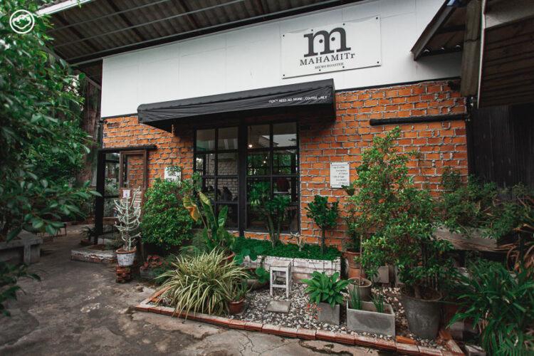 Mahamitr, ร้านกาแฟวิถี Inspiration Place ที่เสิร์ฟความเป็นตัวเองในทุกช็อต