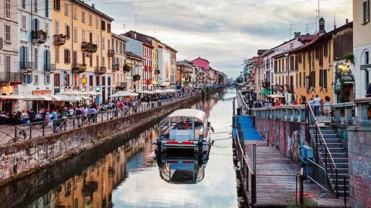 อุ้ม สิริยากร ลัดฟ้าจากพอร์ตแลนด์สู่แดนอิตาลี ชมความงามของเมืองเก่า และแบ่งปันสูตรอาหารกับเกร็ดแสนอร่อย