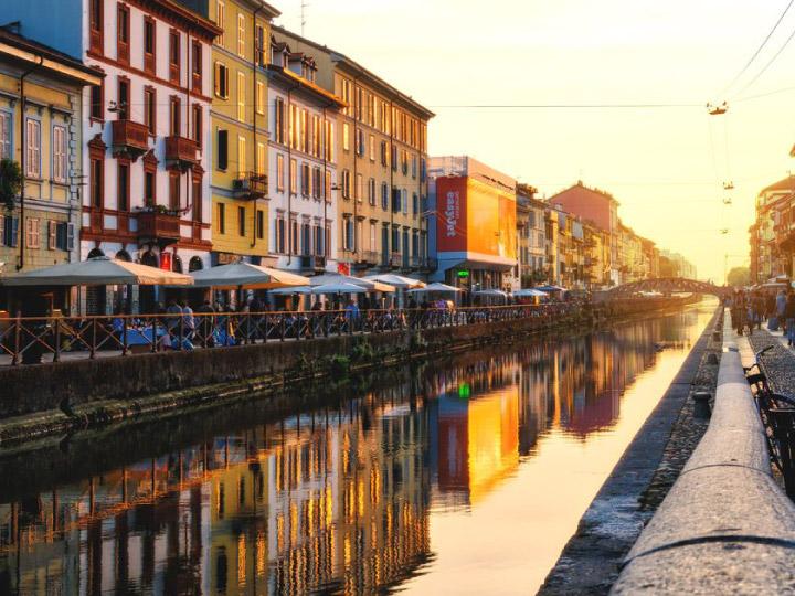 อุ้ม สิริยากร พาชมและชิมของเด็ดมิลาน เมืองที่เริ่มฟื้นตัวจากวิกฤตโควิด-19 ในอิตาลี
