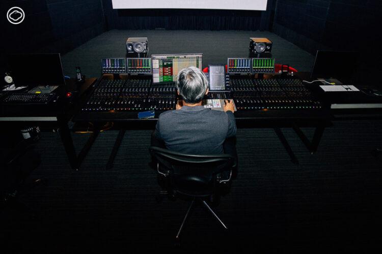 ฟังเสียงในภาพยนตร์ไทยและเทศตลอด 17 ปี ของ 'ปั้น-ณพวัฒน์ ลิขิตวงศ์' นักออกแบบเสียงมือรางวัล ผู้สร้างความจริงให้โลกเสมือนจริง