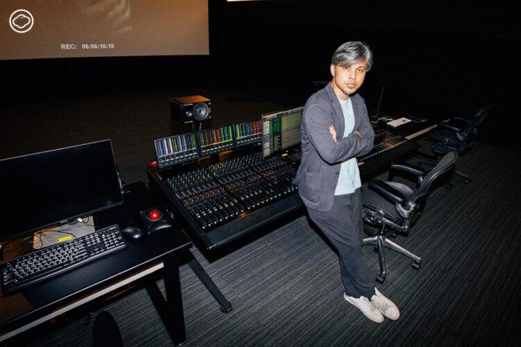 สุ้มเสียงตลอด 17 ปีของ 'ณพวัฒน์ ลิขิตวงศ์' นักออกแบบเสียงในหนังไทยและเทศ