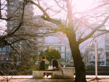 คว้ากล้องฟิล์มเที่ยวถิ่น Hiroshima แวะสวนสันติภาพ ปราสาทปลาคาร์ป และกินพิซซ่าญี่ปุ่น