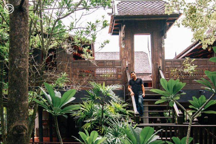 เรือนระเด่น : โฮมสเตย์เรือนไทยริมคลอง จ.สมุทรสงคราม ของครูดนตรีไทยกลับบ้าน