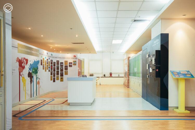 ส่องหน้าต่างบานเล็กสู่โลกใบใหญ่ แสตมป์ดวงจิ๋วที่บอกเล่าอะไรมากมาย ที่พิพิธภัณฑ์ตราไปรษณียากร สามเสนใน