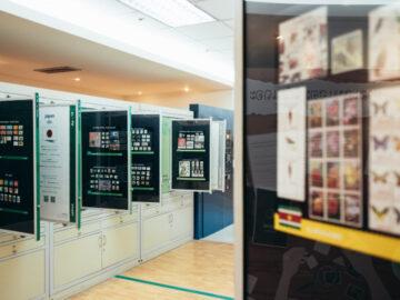พิพิธภัณฑ์ตราไปรษณียากรสามเสนใน สถานที่พำนักแสตมป์ทั่วโลก แหล่งชุมนุมคนรักแสตมป์