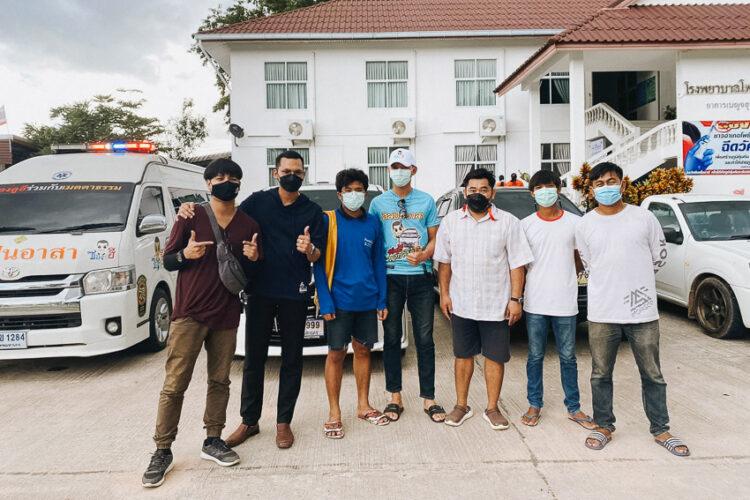 ซองดูฮี จากคนขับรถสู่ YouTuber เงินล้านวัย 25 ผู้พาคนอีสานนับพันกลับบ้านไปรักษาโควิด