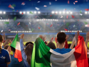 สารพันเรื่องราวชาวอิตาเลียนกับการกีฬา ตั้งแต่ชมรมโปรด ทีมฟุตบอลที่รัก ถึงการเป็นนักกีฬาบนโซฟาหน้าทีวี