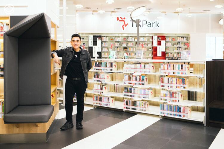 TK Park จากห้องสมุดมีชีวิต สู่ต้นแบบพื้นที่ส่งเสริมการเรียนรู้ตลอดชีวิตและความฝันทุกรูปแบบ ให้เข้าถึงคนทุกที่-ทุกวัย
