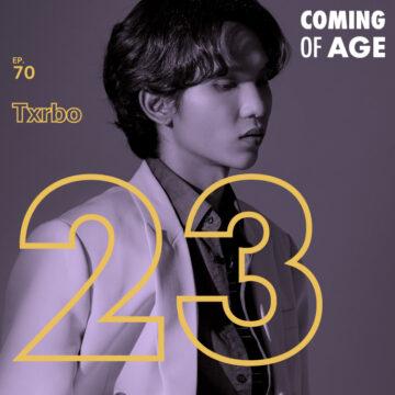 Coming of Age | EP. 70 | 'Txrbo' แรปเปอร์ลูกกรุงวัย 23 กับปีแห่งการเริ่มต้น พลิกผัน แต่ไม่หยุดเติบโต - The Cloud Podcast