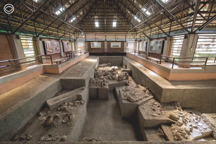 แหล่งโบราณคดีบ้านเชียง, หลักฐานแรกตั้งถิ่นฐานในอุดรธานีที่เป็นมรดกโลก
