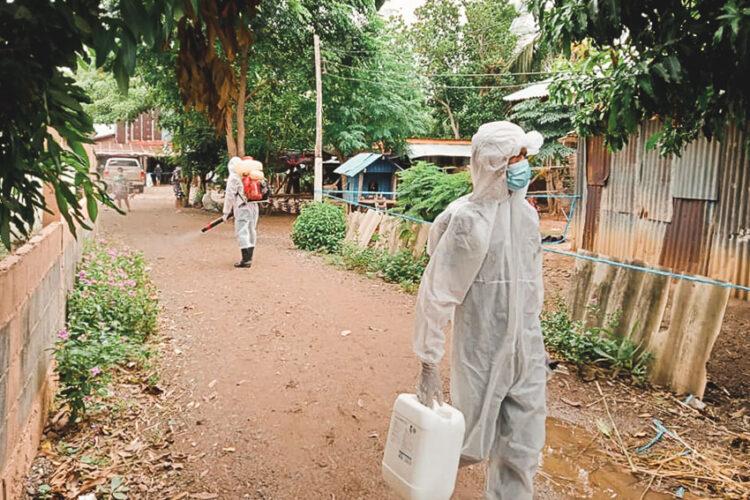 อสม. อาสาชาวบ้านนับล้านทั่วประเทศ มดงานด่านหน้าผู้ป้องกันโควิด-19