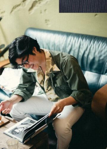 Americano Taste แชนแนล Menswear ของนักเขียนหนุ่มที่รักการตัดเสื้อ วินเทจ และความเป็นมนุษย์