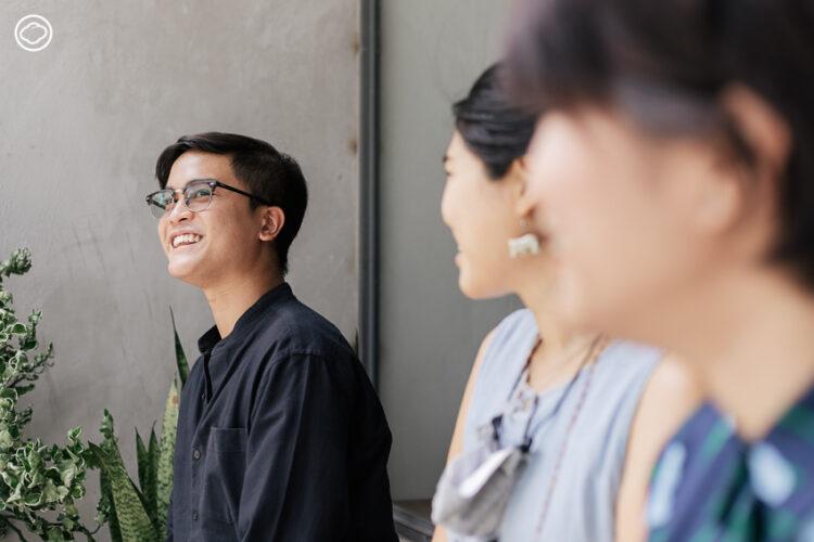 คุยกับผู้ก่อตั้ง AriAround แพลตฟอร์มที่เชื่อมโยงชาวชุมชนอารีย์-ประดิพัทธ์ ให้เอื้อเฟื้อกัน และทำให้ย่านน่าอยู่ขึ้น