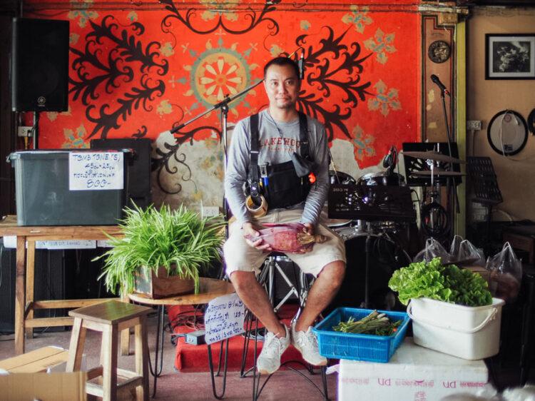 ChiangmaiTrust : ธนาคารอาหารเชียงใหม่ เปลี่ยนวัตถุดิบส่วนเกินมาบรรเทาความหิวของคนจนเมือง