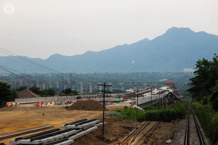 โปรเจกต์รถไฟทางคู่ช่วงมาบกะเบา (สระบุรี) - ถนนจิระ (นครราชสีมา) การสร้างอุโมงค์ทะลุหุบเขาที่ยาวชนะอุโมงค์ขุนตาน
