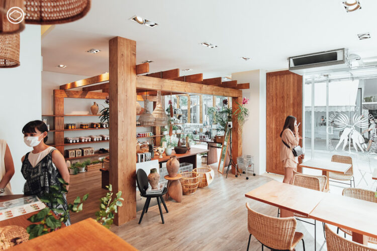 First Date Farm : คาเฟ่และร้านขายสินค้าอินทผลัมเพื่อสุขภาพ ที่ดีต่อสุขภาพใจ