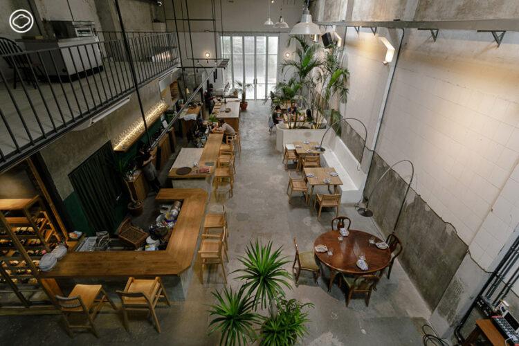 greensmoked ร้านอาหารโซลฟู้ดสุดอบอุ่นจากเตาอิฐอบอวลควันฟืน ในโรงน้ำแข็งเก่าที่เชียงใหม่
