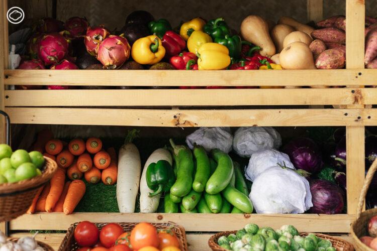 Happy Grocers สตาร์ทอัพเกษตรอินทรีย์ รถขนผักผลไม้ที่เชื่อมคนเมืองกับเกษตรกรรายย่อย