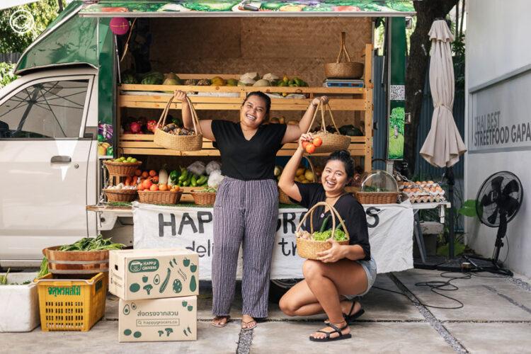 สตาร์ทอัพขายสินค้าเกษตรอินทรีย์ที่เชื่อมเกษตรกรกับคนเมือง ส่งต่อผักผลไม้ด้วยราคาสมเหตุสมผลและความเอาใจใส่