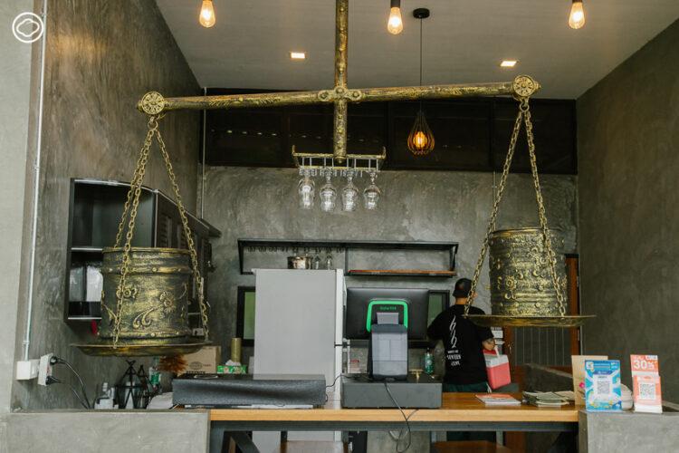 House Number 1712 : ร้านอาหารไฟน์ไดนิ่งและเนื้อโพนยางคำรมควันร้านเดียวในสกลนคร